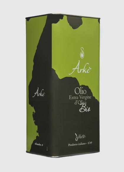 Olio Extravergine d'oliva Biologico Arkè