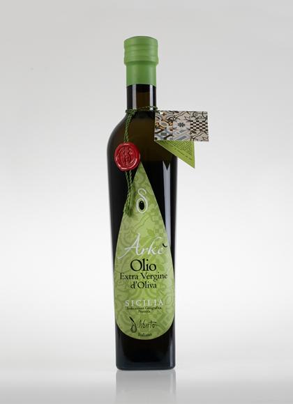 Olio Extravergine d'oliva Arkè IGP Sicilia
