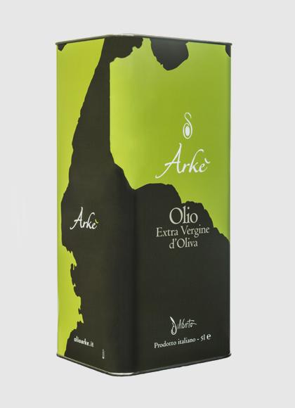 Olio Extravergine d'oliva Arkè